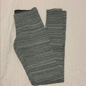 size xs grey leggings from garage